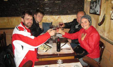 … em busca da tão sonhada cidadania italiana!